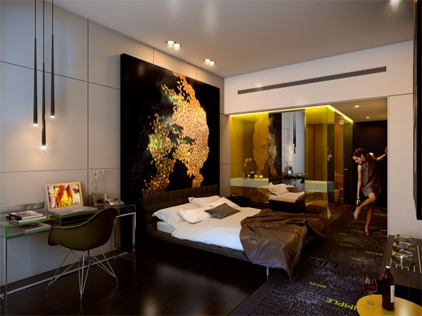 Amsterdam to welcome art otel in 2013 sleeper for Art hotel amsterdam