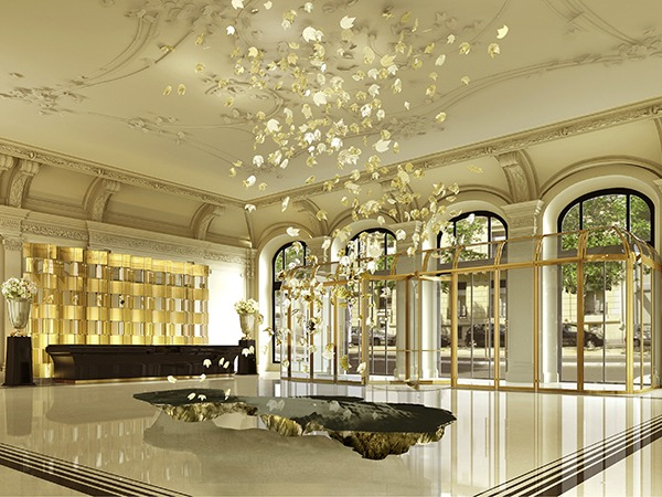 The Peninsula Hotels Makes Grand Entrance Into Europe With Paris Hotel