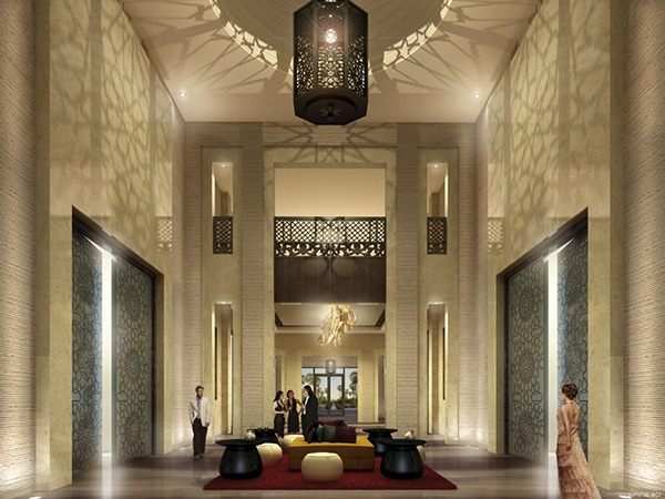 W hotels worldwide to enter morocco with w marrakech sleeper for Hotel design marrakech
