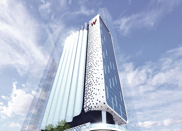 W Hotels set to debut in Brisbane 2018
