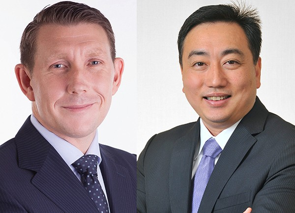 Clarence Tan and Alan watts1