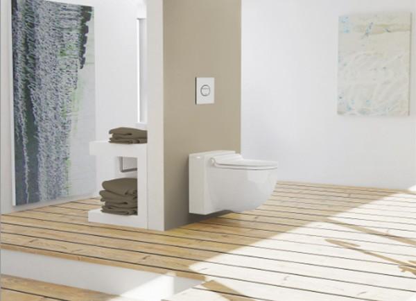 sensia shower toilet grohe