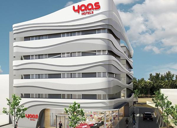 Mangalis Hotel Group's latest economy brand, Yaas Hotels