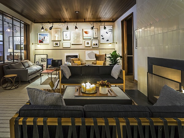 Thompson Hotels, In Partnership With Local Owners Tribeca Associates, Has  Introduced The Re Imagined Smyth Hotel In The Heart Of Downtown New York  City.