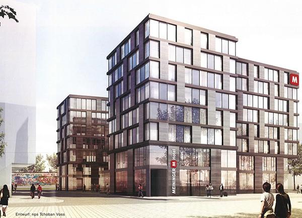 meininger berlin east side