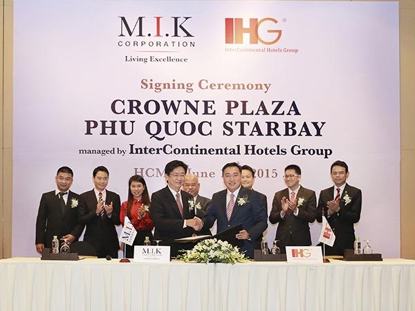 Crowne Plaza To Open Phu Quoc Sleeper