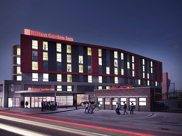 Old Trafford Hotels - Hotels Of Manchester