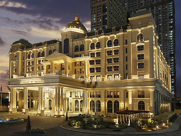 St Regis Debuts In Dubai Sleeper