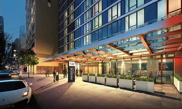 Meli to open innside new york sleeper for Hotel innside