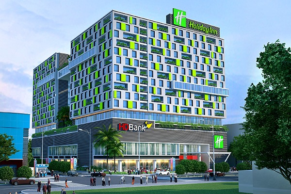 Holiday inn enters vietnam sleeper for Design hotel vietnam