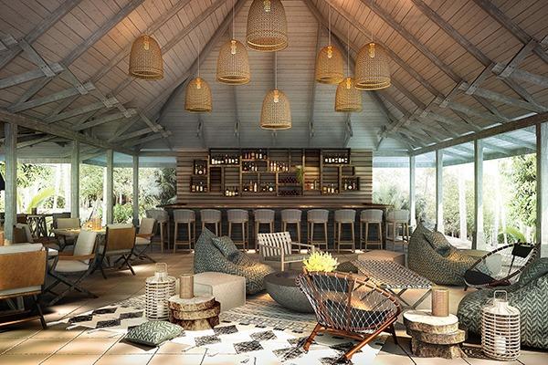 four seasons unveils desroches resort sleeper. Black Bedroom Furniture Sets. Home Design Ideas