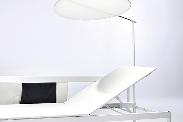 Seeking to provide guests with a versatile and truly outdoor piece of furniture Extremis has released Sol+Luna an innovative sun lounger that transforms ...