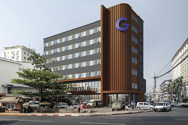 Hotels sleeper for Design hotel yangon