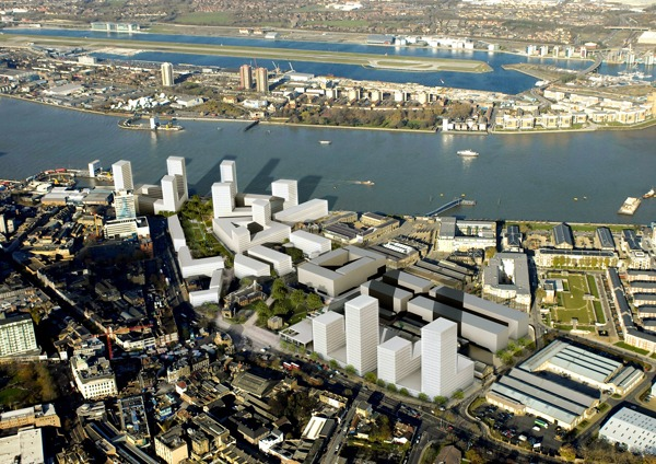 Geminex To Develop Express By Holiday Inn At Royal Arsenal