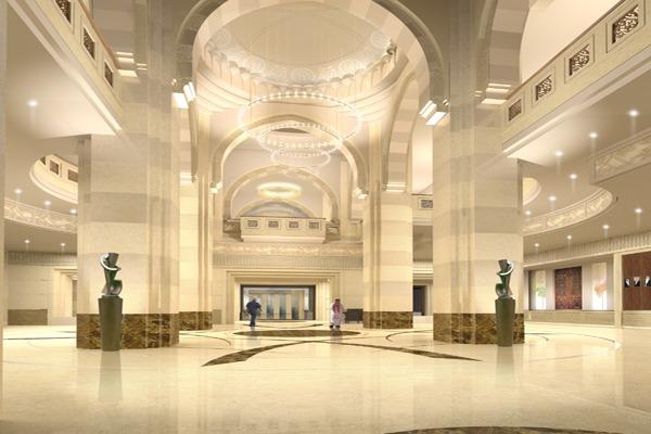 fairmont s saudi hotel nears completion sleeper. Black Bedroom Furniture Sets. Home Design Ideas
