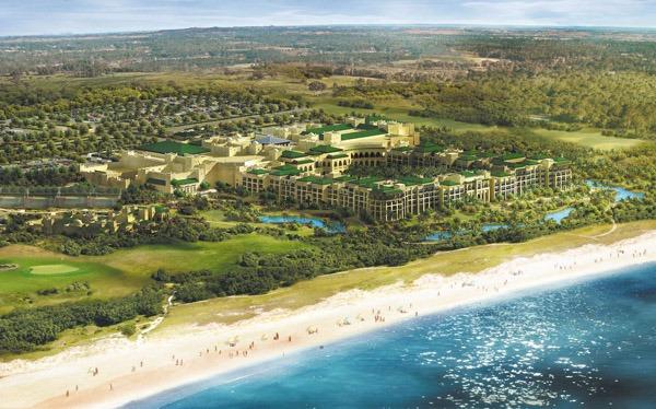 Kerzner International To Launch Mazagan Beach Resort In Morocco