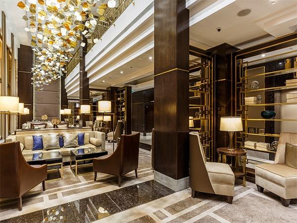 Hilton sleeper for Design hotel budapest