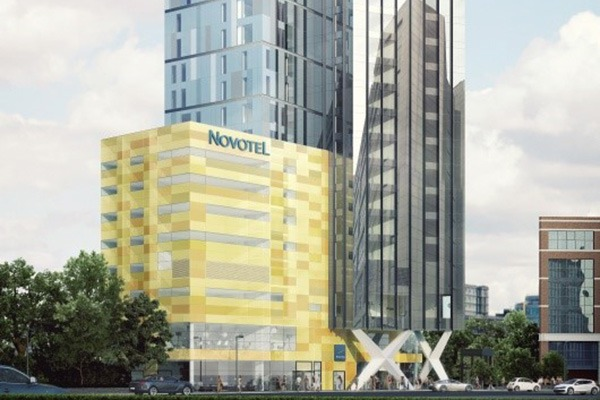 Hotel Novotel London Canary Wharf