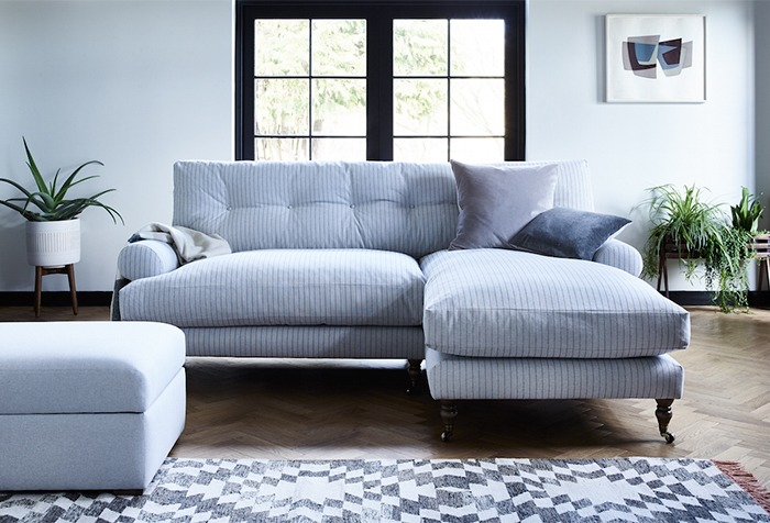 Henry Sofa Sleeper Baci Living Room