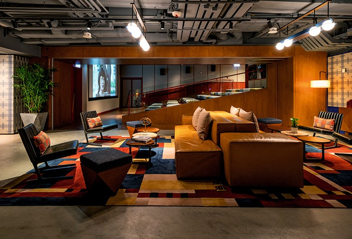 Channelling A Nostalgic Vision Of Hong Kong Through Progressive And Contemporary Lens Eaton Work Avroko Create Hybrid Hotel That Nods To The