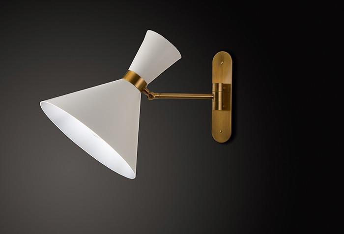 Mle Lighting Presents Conica Lamp Sleeper