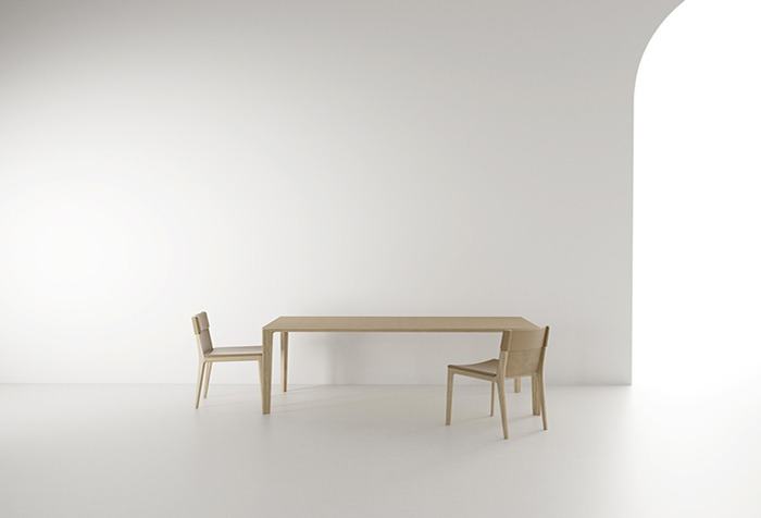 Amazing Stellar Works Partners With Yabu Pushelberg On Taylor Range Gmtry Best Dining Table And Chair Ideas Images Gmtryco