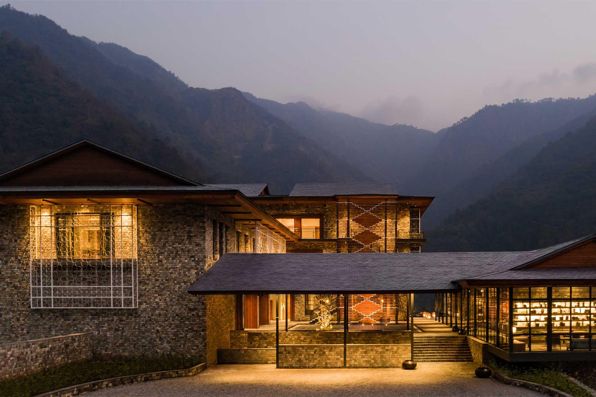 Feature Taj Rishikesh Resort Amp Spa Uttarakhand Sleeper