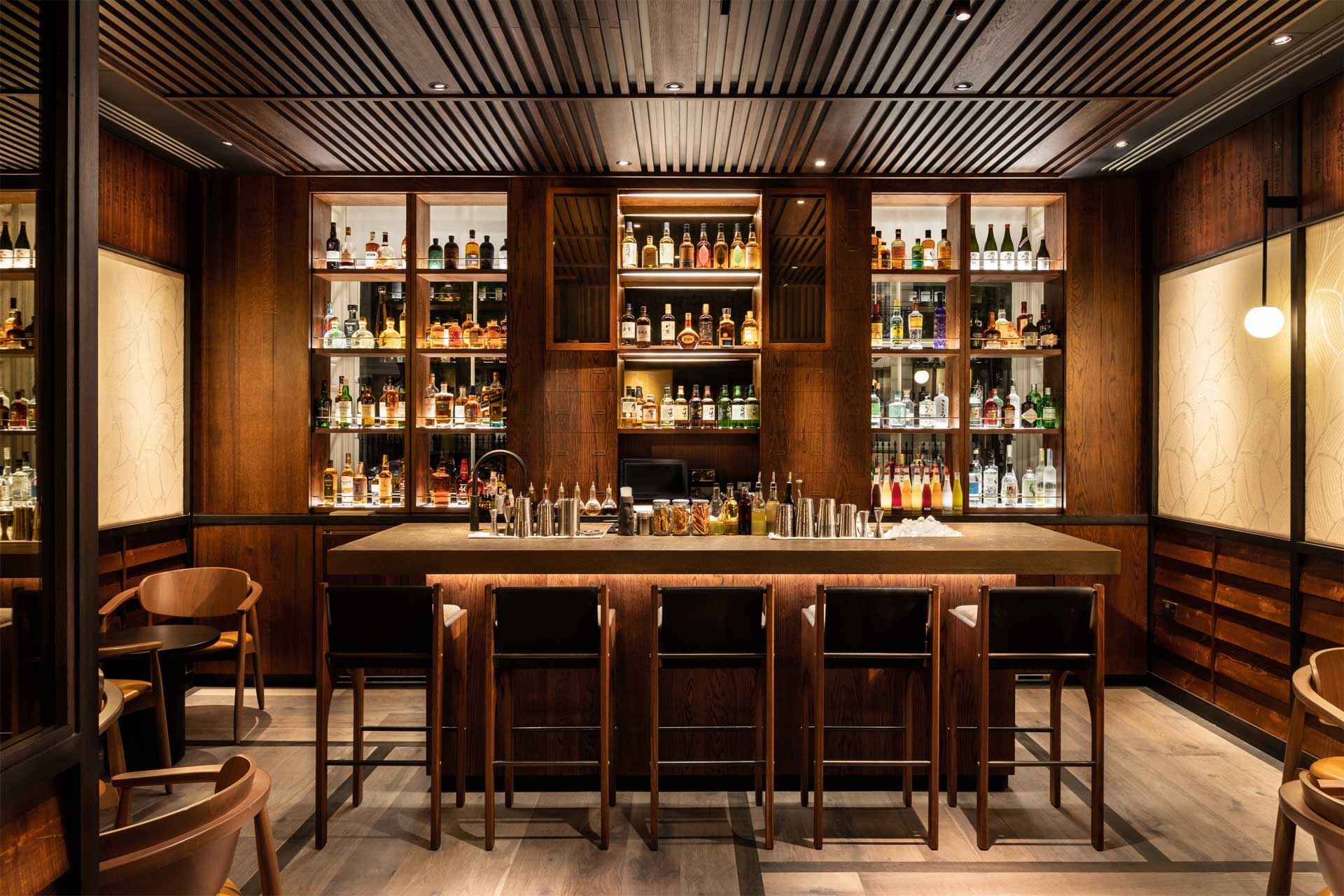 The Malt Lounge & Bar at The Prince Akatoki in London