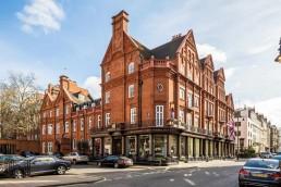Oberoi hotel in Mayfair, London