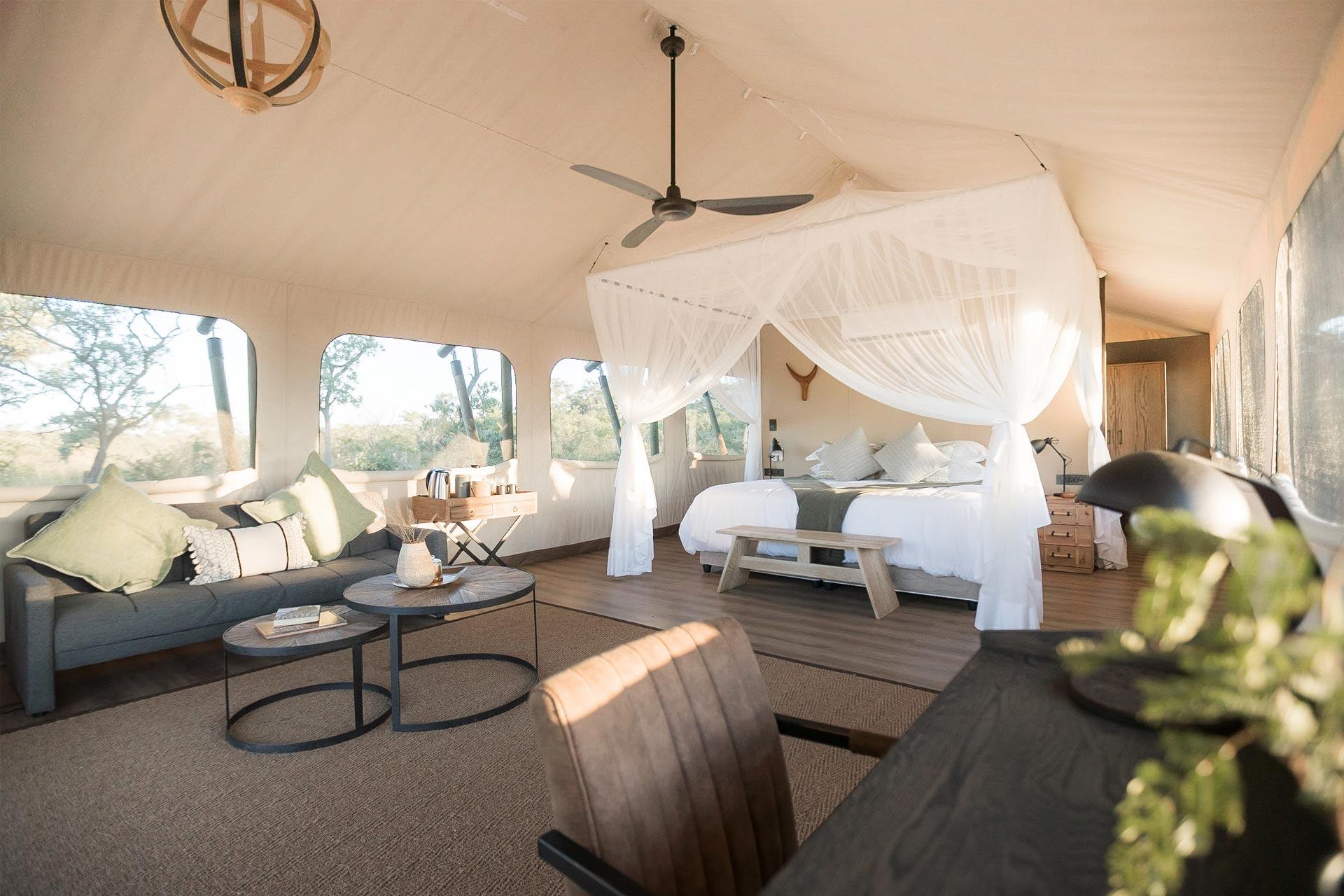 Mdluli Safari Lodge in Kruger National Park, South Africa