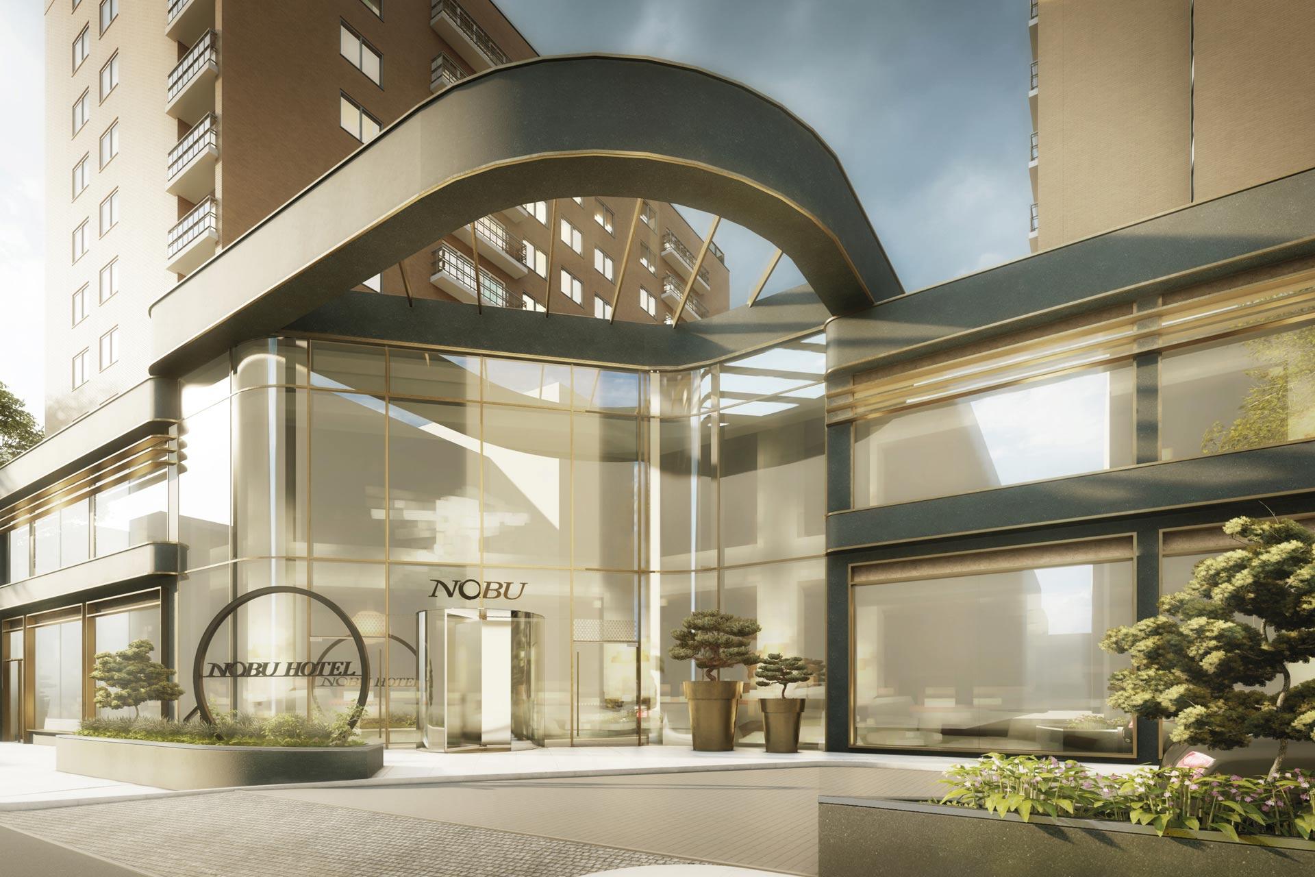 Nobu Hotel London Portman Square