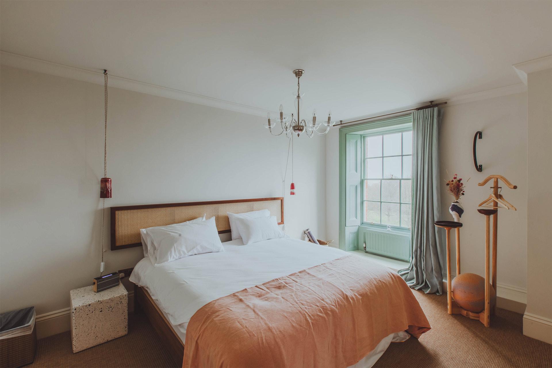 A guestroom at Birch in Cheshunt, Hertfordshire