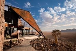 &Beyond Sossusvlei Desert Lodge in Namibia