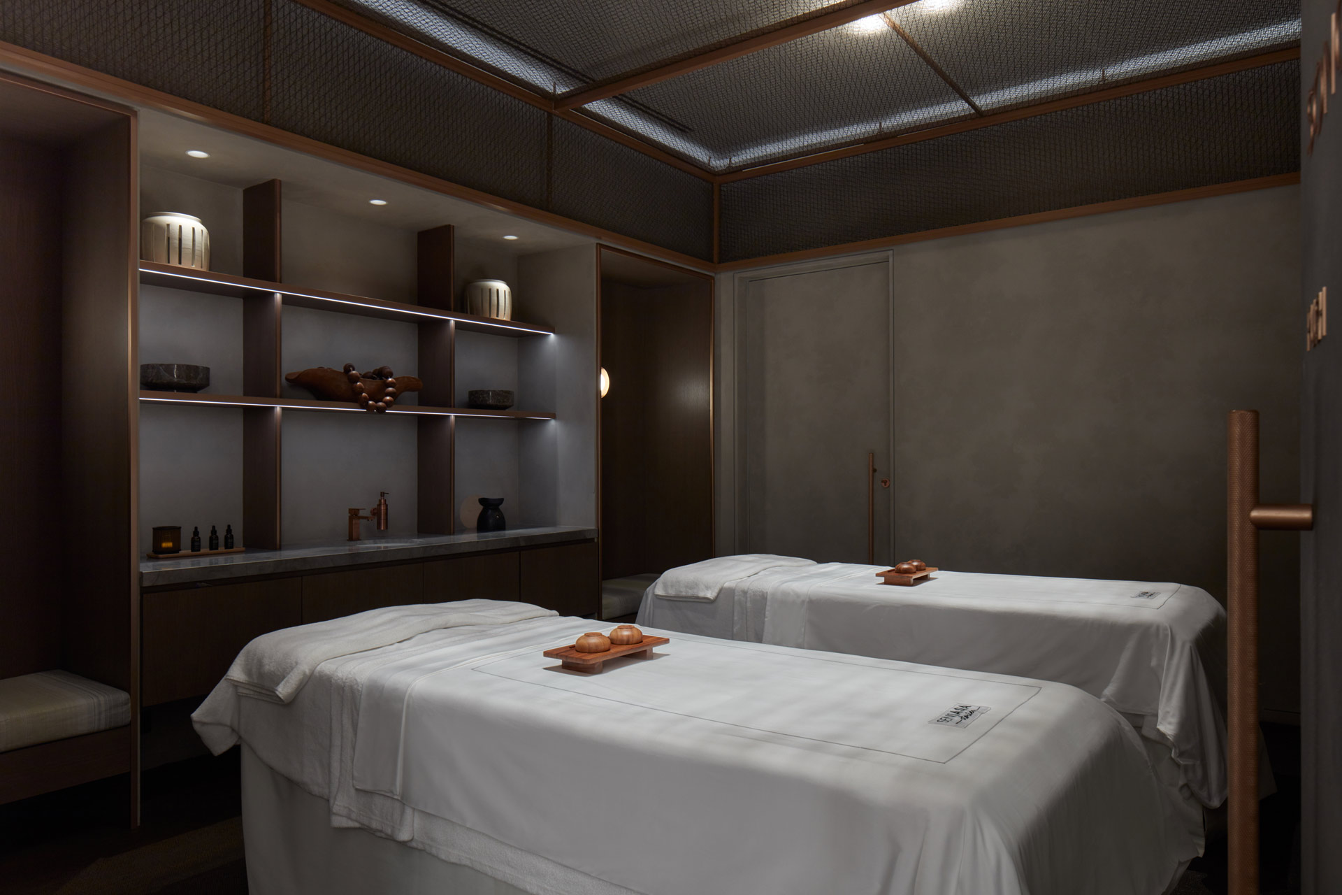 Sensasia Spa at Kempinski Hotel in Dubai
