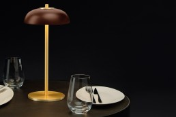 The Bolacha lamp by HMD Interiors