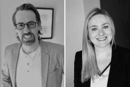 Scott Durst and Jillian Schuck of Interior Image Group