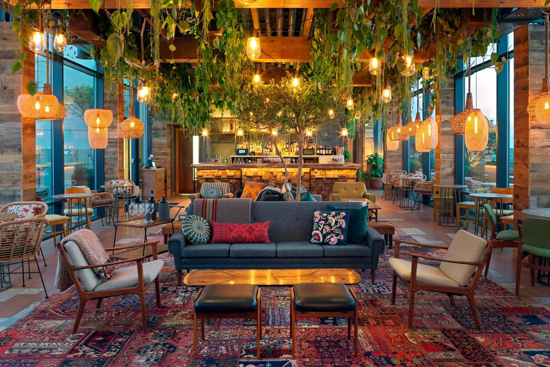 Treehouse Hotel in London